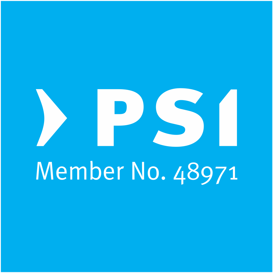 We are memebers of PSI - the International Network of the Promotional Products Industry.